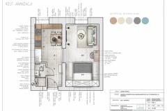 D3 – krakowskie klimaty apartamentu B&B
